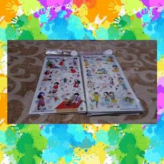 Heeda Stickers