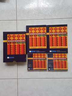 Business Mandarin Kit with 2 CDs Asiapac Books