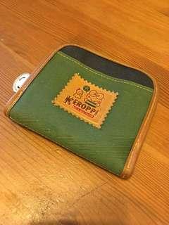 Sanrio Keroppi 銀包 1994