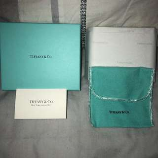 Authentic Tiffany & Co Packaging