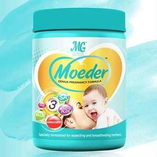 MOEDER Milk Booster (PROMO)