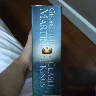 George R.R. Martin's A Clash of Kings