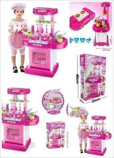#015 Kitchen Set