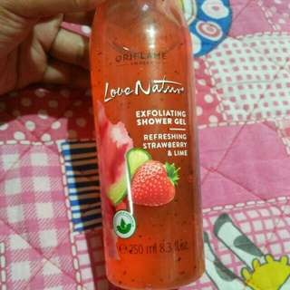 Shower Gel Oriflame Strawberry