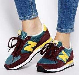 NEW BALANCE 430 Vintage Sneakers