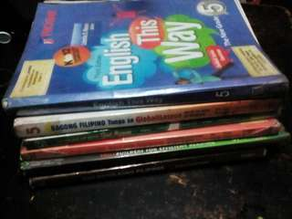 Grade 5 Books