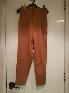 Kirin-kirin Chino pants/HW trouser