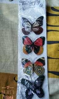 Butterfly Decorative Sticker