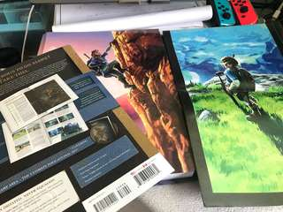 🚚 Game Guide The Legend of Zelda Breath of the wild
