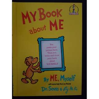 Dr Seuss : My Book About Me