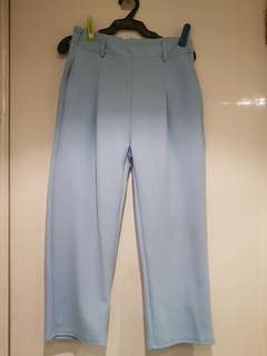 Baby Blue trouser
