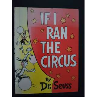 Dr Seuss : If I Ran the Circus