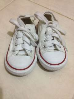 Converse Infants Original Preloved white