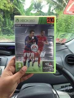Xbox 360 Game- FIFA 16