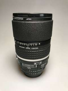 Nikon 105mm F2 DC