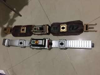 幪面超人555系列帝王腰帶orga dx變身器