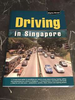 Driving in Singapore #To Bless