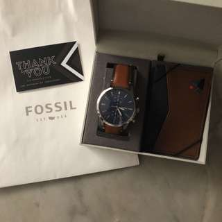 fossil FS Series Men watches set