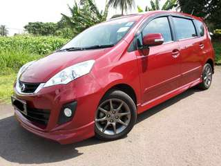 Perodua Alza 1.5 Advanced Version Tahun 2015
