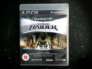 Tomb Rider Trilogy