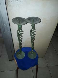 Candles Stand over 100 years