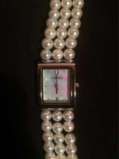 (New) Fiorelli Mother of pearl watch