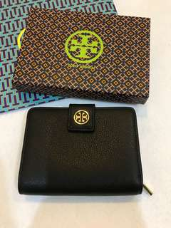 Original Tory Burch women walk purse pouch coin bag