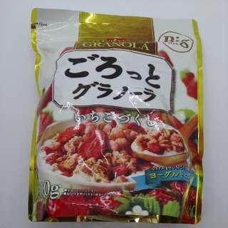日清NISSIN早餐穀物麥片