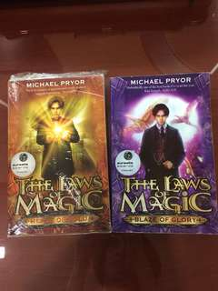 The Laws of Magic by Michael Pryor