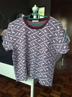 Padini Crop Top