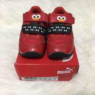 Puma Sesame Street Baby Shoes
