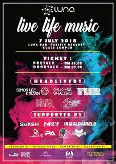 LIVE LIFE MUSIC 2.0 7/7