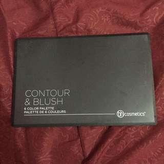 Original Bh Cosmetics blush & contour palette