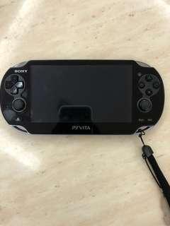 Ps Vita 1000 (firmware: 3.3, condition 9/10)