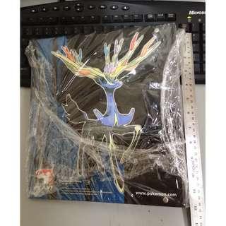 XY xerneas Yveltal Pokemon card binder file 9 Pocket