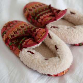 Cozy Warm Home Slipper