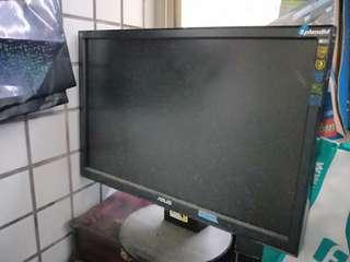 🚚 ASUS 19電腦螢幕 顯示器