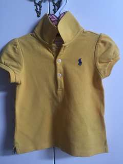 Ralph Lauren Girl Top