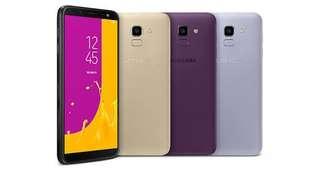 Samsung j6 terbaru bisa di cicil!!