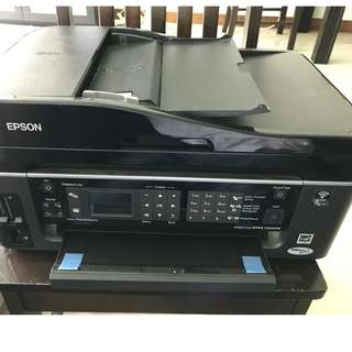 Epson All in one Printer/scanner/faxing