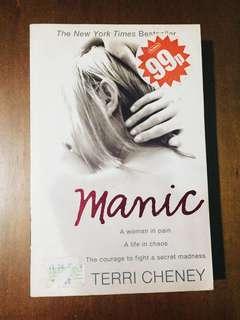 Manic: A Memoir by Terri Cheney