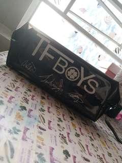 TFBOYS 筆袋
