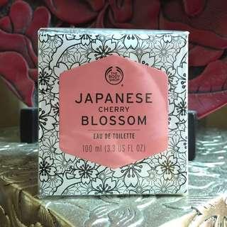 Repriced Body Shop Japanese Cherry Blossom Perfume
