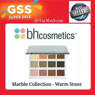 🚚 🚨🚨GSS SALE🚨🚨 - BH COSMETICS MARBLE COLLECTION WARM STONE 12 COLOR EYESHADOW PALETTE