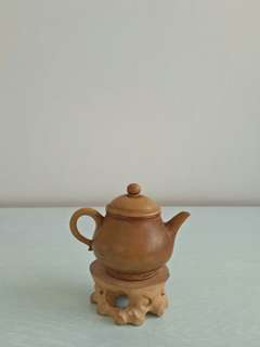 Old Tea Pot In Very Good Condition