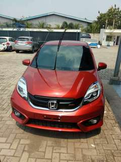ALL NEW HONDA BRIO RS 1.2 MT 2018 BRIO MOBILIO JAZZ CRV BRV HRV CIVIC CITY ODYSSEY ACCORD CR-V BR-V HR-V HATCHBACK S E RS MT AT TURBO PRESTIGE CVT 2018