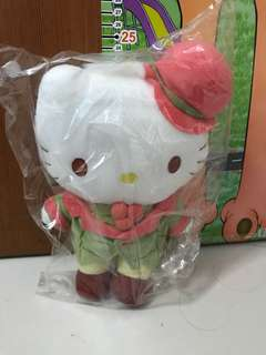 Hello Kitty Plush(limited edition )