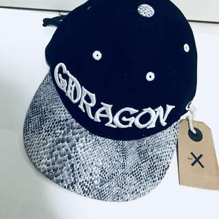 G Dragon cap hat big bang