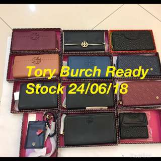 Ready Stock Original Tory Burch women wallet