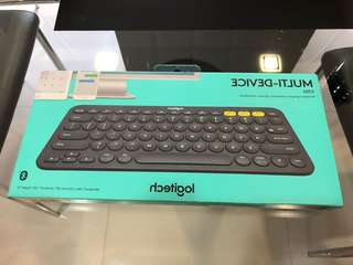 Brand New Logitech K380 Bluetooth Keyboard